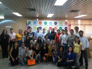 Presentación de los proyectos de diseño de varios espacios públicos y plazas del Centro Histórico de Asunción