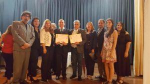 La Carrera de Arquitectura de la FADA-UNA recibe oficialmente certificado de la ANEAES
