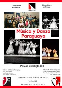 MUSICA Y DANZA PARAGUAYA