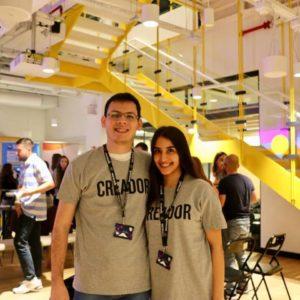 """Ganadores de la Hackathon 2018 de la NASA """"Space Apps"""" Madrid"""