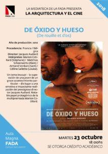 Ciclo de Cine 2018 FADA/UNA