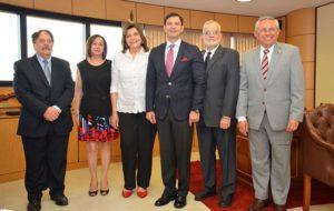 Docentes de la FADA/UNA como Jurados del Premio Nacional de Ciencia, año 2018