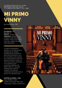 Ciclo de Cine 2019 FADA/UNA