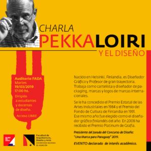 Pekka Loiri y el diseño