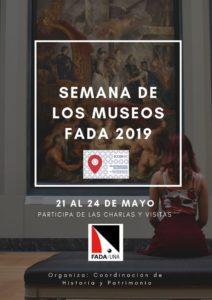 Semana de los Museos FADA 2019
