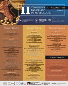 Segundo Congreso Paraguayo de Museología