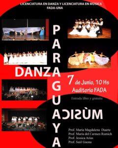 Danza Paraguaya – Música Paraguaya en la FADA UNA