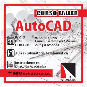 Curso Taller Auto CAD – Examen de Suficiencia